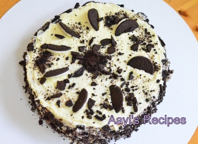 cookies and cream cake14