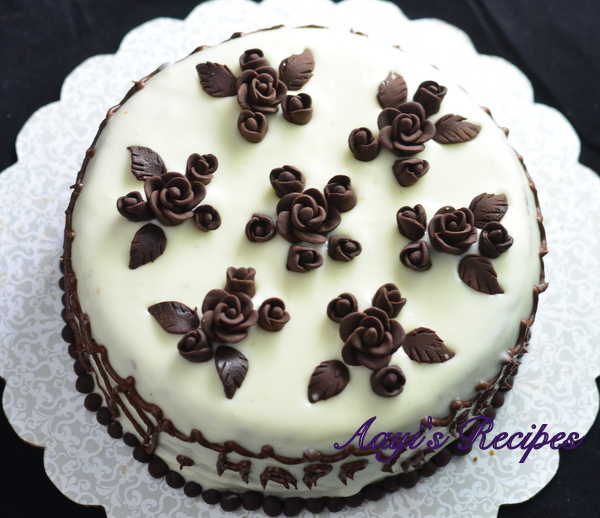 eggless cardamom cake13
