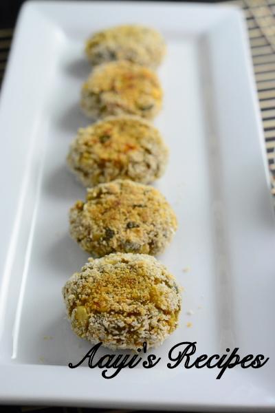 baked vegetable patties11