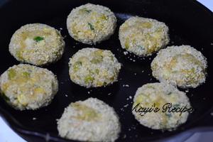 baked vegetable patties6