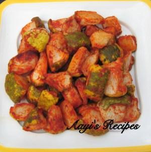 Sundried Mangalore Cucumber (Magge Salli)