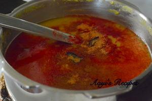 mango dal with fenugreek3