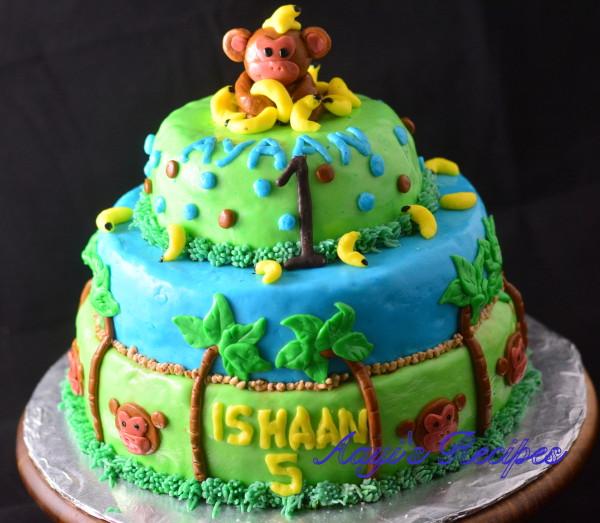 monkey cake4