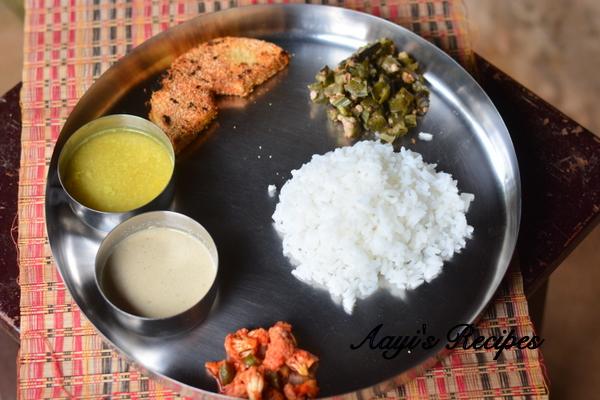 veg thali 2015