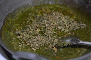 palak paneer with almond paste9
