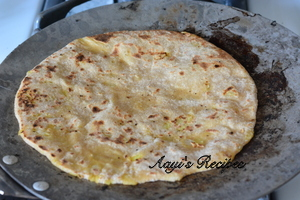 sweet potato parathas8
