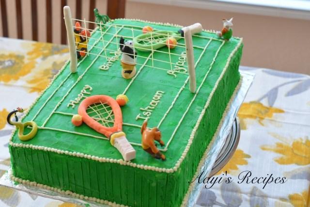 Kung fu paanda-tennis cake2