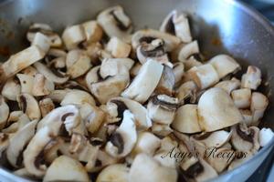 mushroom-capsicum gravy8