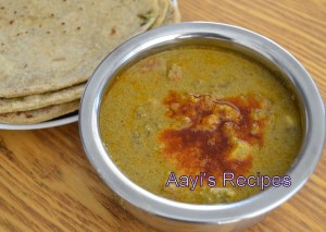 Chicken Curry With Ghee Seasoning