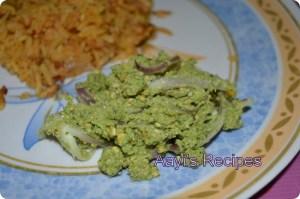 Mint – Onion Chutney (Pudina – Kanda Chutney)