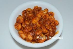Shrimp Pickle (Sungta Nonche)