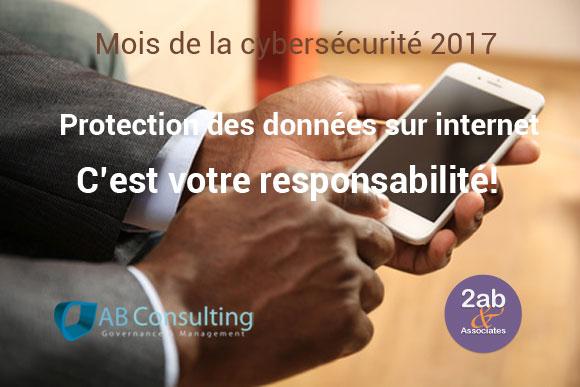 Protection des données. C'est votre responsabilité!