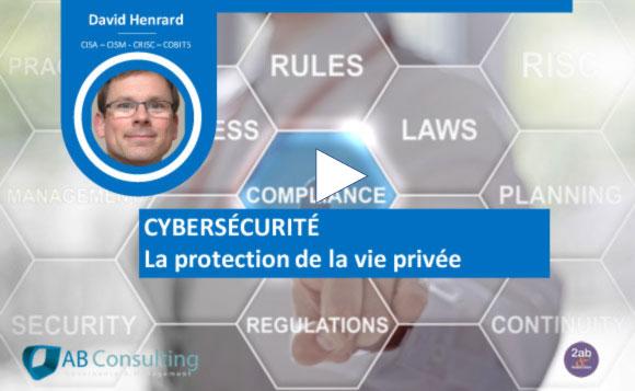 La protection des renseignements personnels