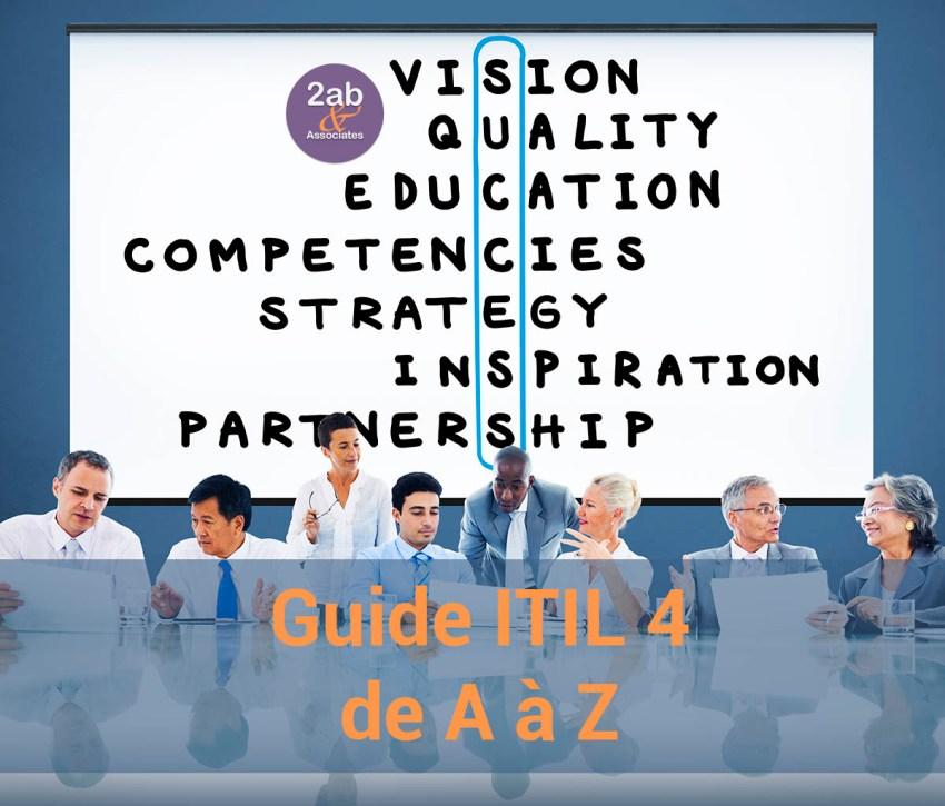 ITIL 4 guide de A à Z