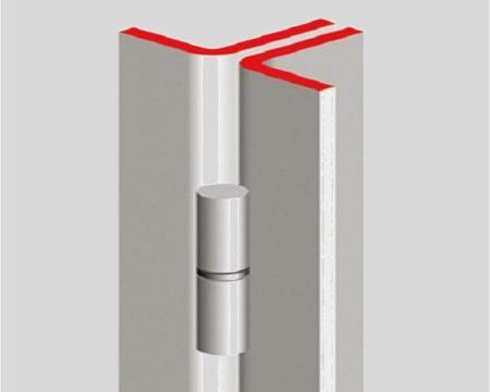 barre de pivot en L ab fermetures le havre