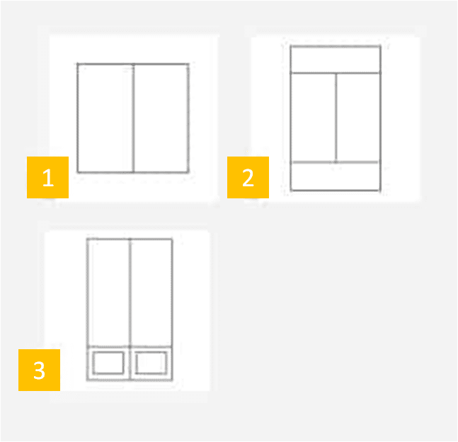 les formes fenêtres aluminium ab fermetures le havre