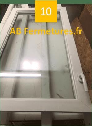 Démonstration réparation menuiserie pvc - Etape 10 - AB Fermetures Le Havre