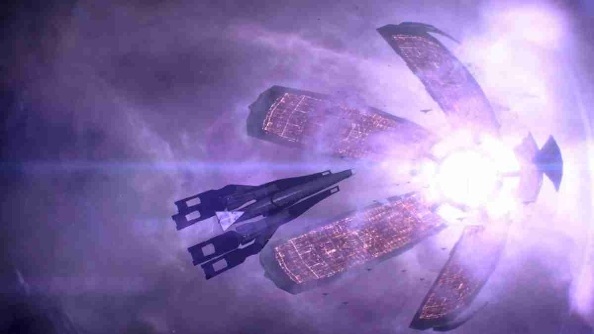 Mass Effect Legendary Edition Comparison Screenshots Released
