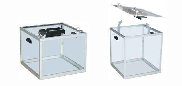 urnes d'élection