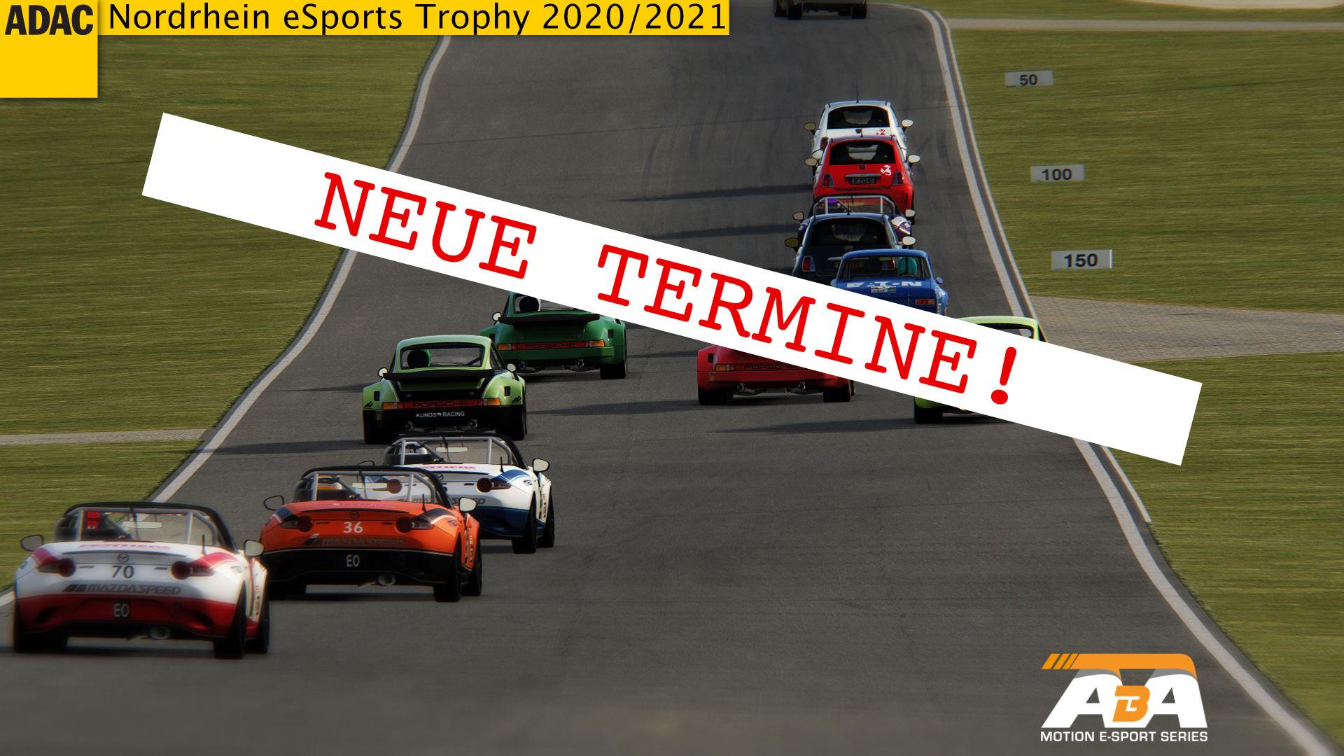 ADAC Nordrhein eSports Trophy 2020/2021