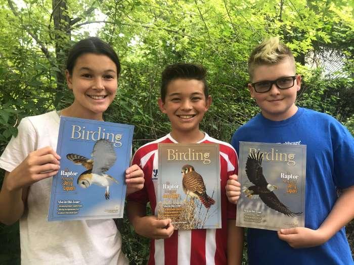 Birding Online: June 2018
