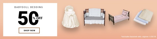 Baby bedroom furniture