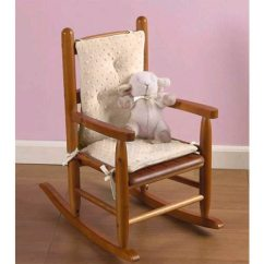 Child Size Rocking Chair Cushions Folding Slipcovers Ababy.com - Play-time Kids Chairs