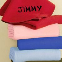 Personalized Fleece Baby Blankets | Unique | Gifts | aBaby.com
