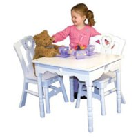 Kid's Table and Chair Set by Melissa and Doug
