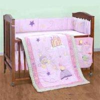 Fairy Land Crib Bedding Set