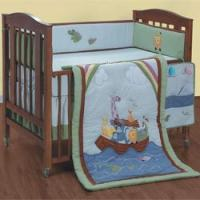 Noah's Ark Crib Bedding Set