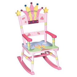 Princess Rocking Chair
