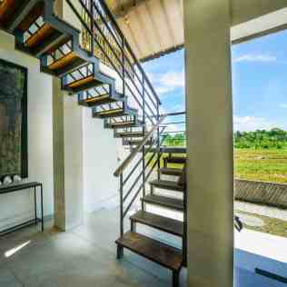 Villa Kadek stair