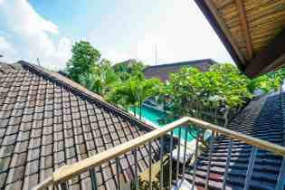 Villa Nyoman Bedroom 5 Staircase View