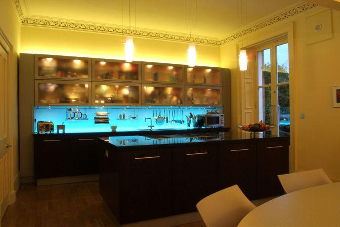 Elegant Indoor Accent Lighting