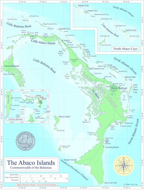 Regional-Abaco-Map