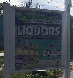 Borderline Liquors