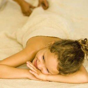 child massage
