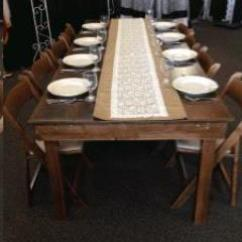 Table And Chair Rentals Sacramento Lane Office Chairs Ca Where To Rent Tables In Rental Store For Farm 96 X40 Walnut