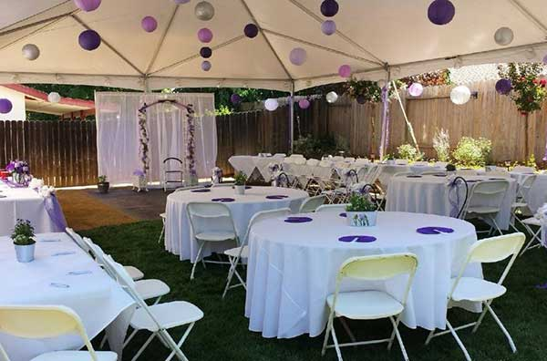 chair rentals sacramento high cost party in ca tent the metro area