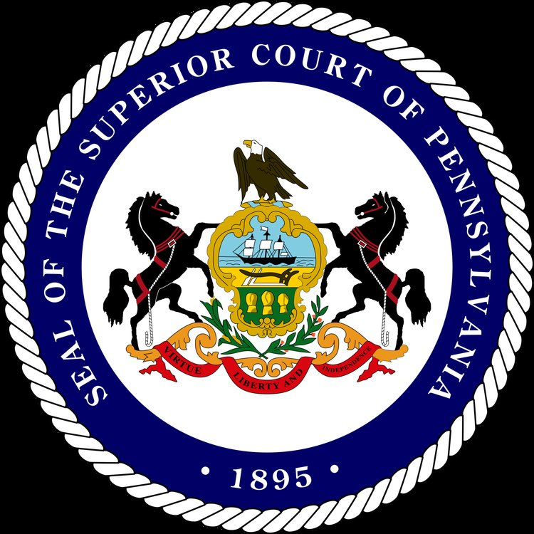 Seal of the Superior Court of Pennsylvania