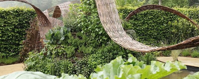 internationale tuinenfestival in het Franse Chaumont-sur-Loire