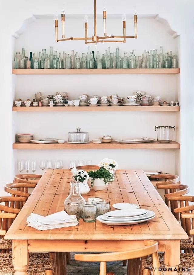 wnętrze w stylu boho, mieszkanie w stylu vintage, jak urządzić mieszkanie, wnętrze w stylu rustykalnym, jadalnia rustykalna