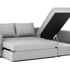 Sofa Beds Uk Novara Black Lounger With Storage Ottoman Review Boston Corner Bed Underneath In Grey Brown