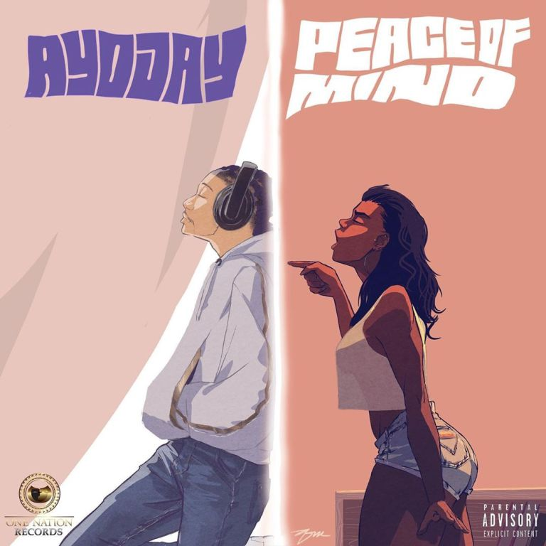 "After a long hiatus, One Nation Group sensation, Ayo Jay drops a new single titled ""Peace Of Mind""."