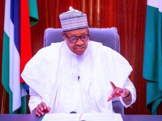 President Buhari Addresses Nigerians (Full Text)