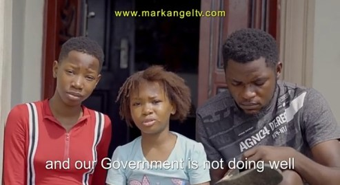 Nigeria Our Country - Mark Angel Comedy