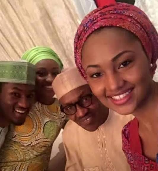 President Buhari is not Nigeria's problem - Zahra Buhari (Photos)