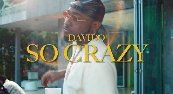 Video: Davido - So Crazy fr Lil Baby