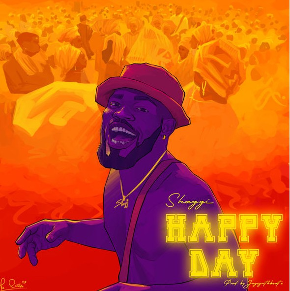 Download Music: Broda Shaggi - Happy Day